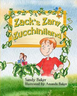 Zack's Zany Zucchiniland