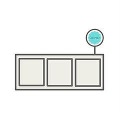 Projetos de quiosques para shoppings