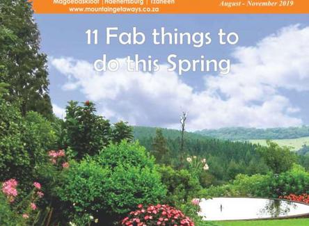 Mountain Getaways Spring Issue
