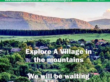 Mountain Getaways Autumn Issue