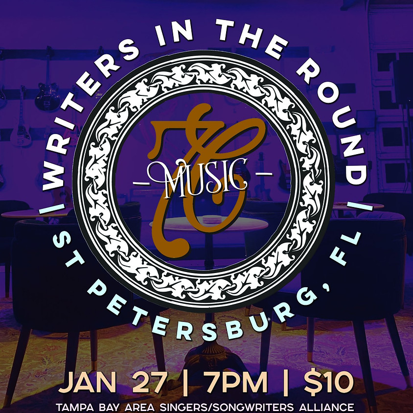 Writers in the Round: Seven C Music