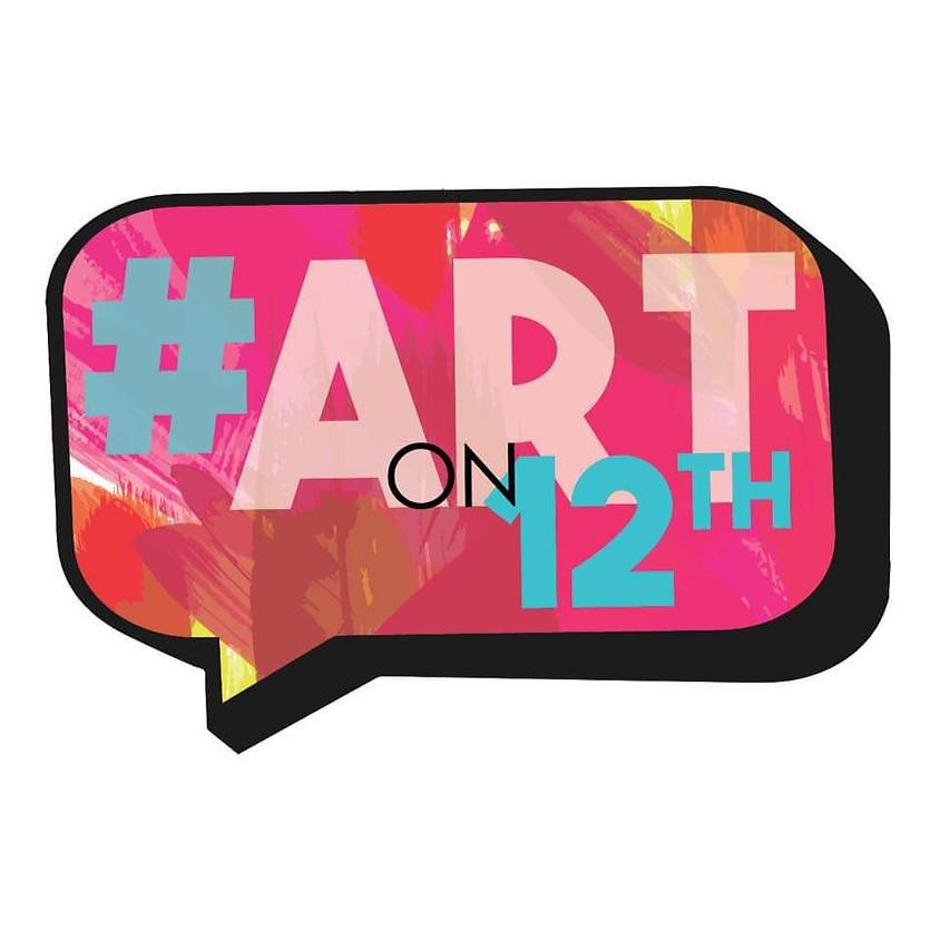 Art on 12th: Annual Street Art Festival in Channelside