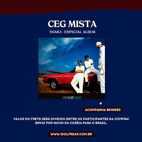 CEG MISTA: SSAK3 - ESPECIAL ALBUM