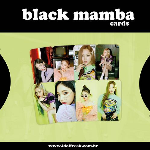 [CARDS] BLACK MAMBA