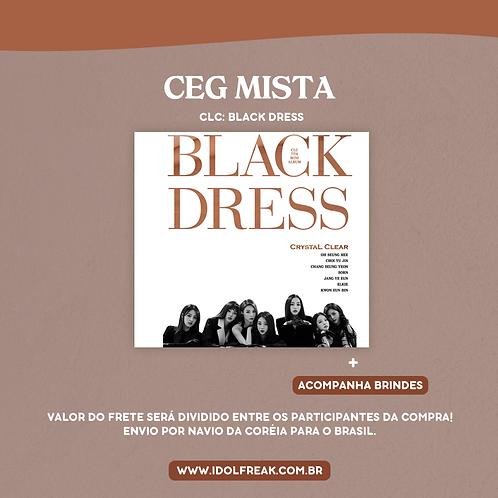 CEG: CLC - BLACK DRESS