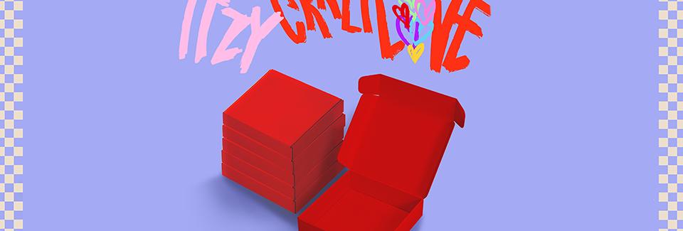 CEG: ITZY - CRAZY IN LOVE (ALEATÓRIO)