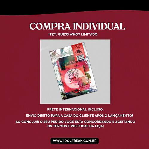COMPRA INDIVIDUAL: GUESS WHO (LIMITADO)