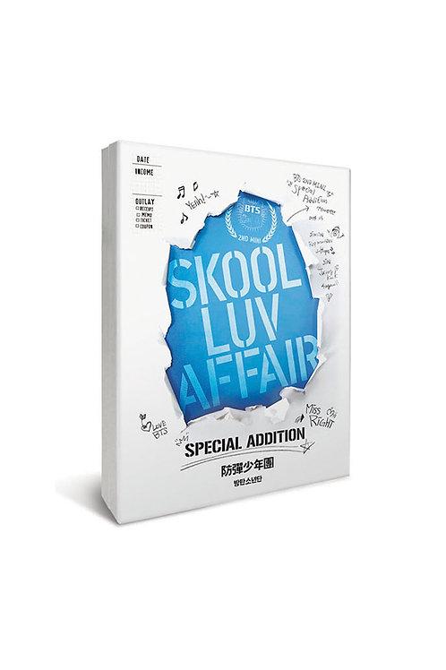 BTS: SKOOL LUV AFFAIR (SPECIAL EDITION) - SEM FRETES INCLUSOS