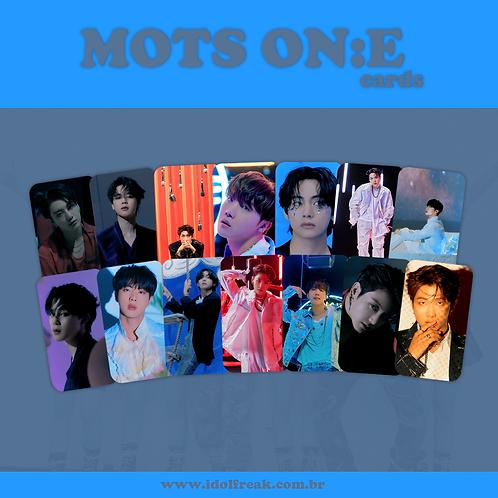 CARDS: MOTS ON:E (2), BTS