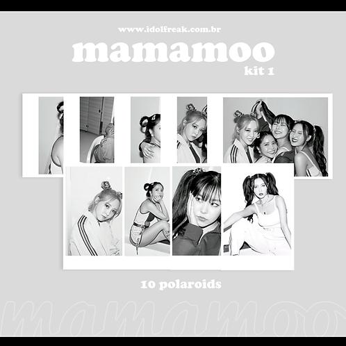 [POLAROIDS] MAMAMOO