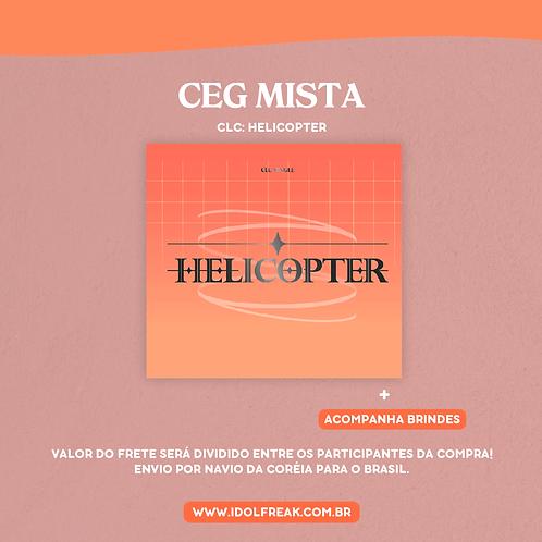 CEG MISTA: CLC - HELICOPTER