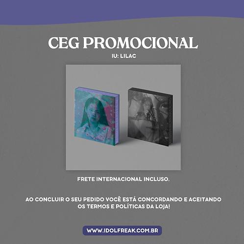 CEG PROMOCIONAL: IU, LILAC (FRETE INTERNACIONAL INCLUSO)