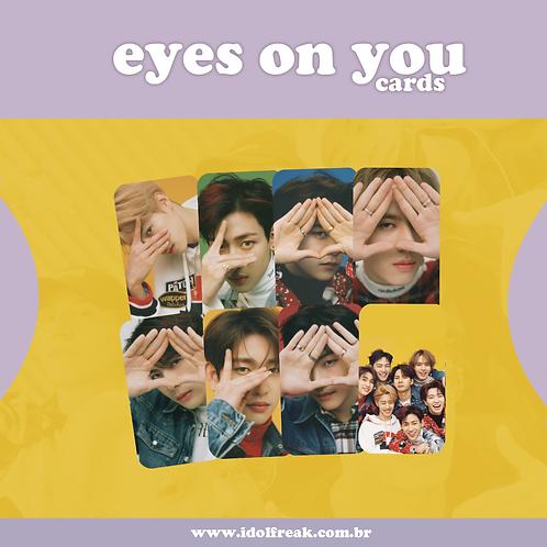 [CARDS] EYES ON YOU