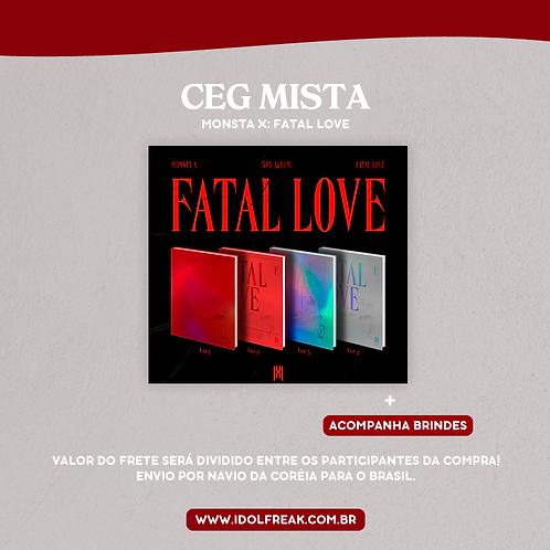 CEG MISTA:MONSTA X - FATAL LOVE