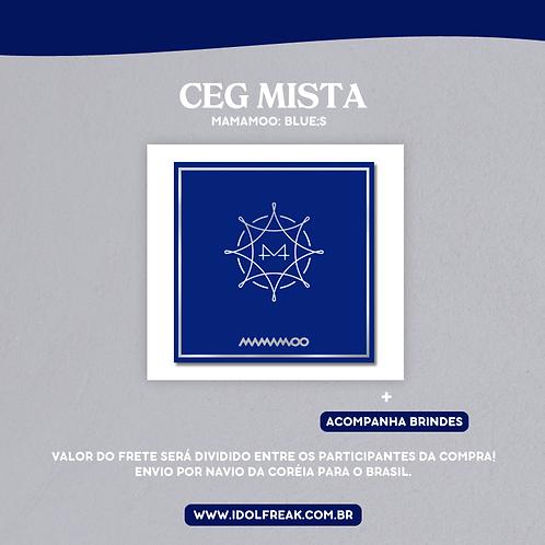 CEG MISTA: MAMAMOO - BLUE;S
