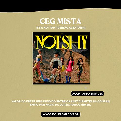 CEG MISTA: ITZY - NOT SHY
