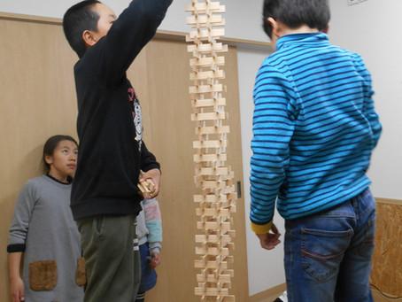 カプラで作るタワー