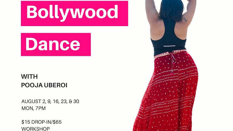 LEARN! Bollywood Dance with Pooja