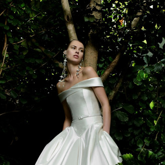 Naeem Khan 2021 Fall Wedding Dresses