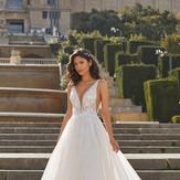 Pronovias Privée Spring/Summer 2021 Bridal Collection