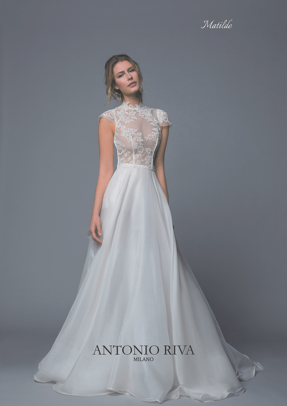 Weddinspired | Antonio Riva - Divina 2020 collection