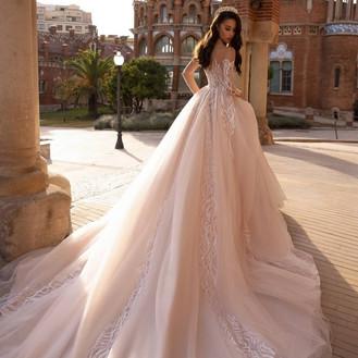 Maks Mariano 2020 Shine Like a Diamond Wedding Dresses