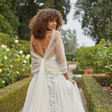 Monique Lhuillier Bliss Fall 2021 Wedding Dresses