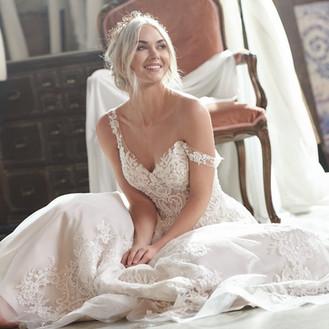 Maggie Sottero 2021 Love Deluxe Wedding Dresses