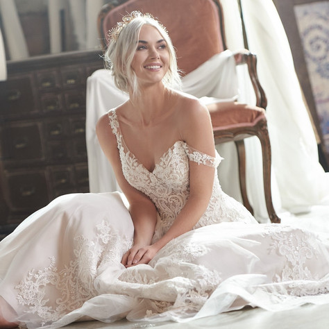Maggie Sottero Love Deluxe Bridal Collection Fall 2021