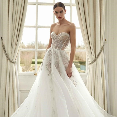 Galia Lahav Dancing Queen - Fall/Winter 2021 Bridal Collection