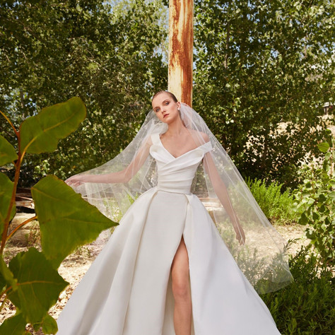Elie Saab Spring 2021 Bridal Collection