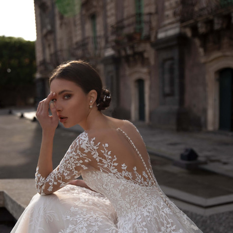 Naviblue Bridal - The Muse 2021 Wedding Gown Collection