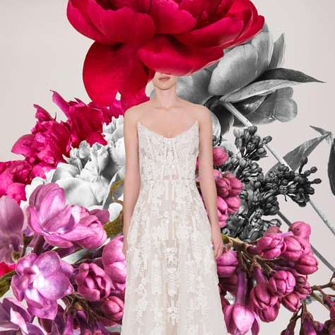 Reem Acra United Bridal Collection Spring 2021