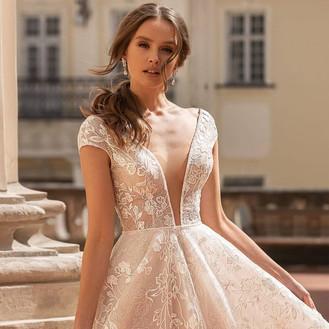 Leen Dias 2022 Grace Wedding Dresses