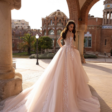 Maks Mariano Shine Like a Diamond 2020 Bridal Collection