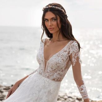 Pronovias 2021 Hollywood Glamour Wedding Dresses - Part 2