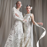 Naeem Khan Spring 2022 Bridal Collection