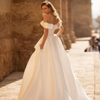 Essential by Lussano 2021 Limerence Wedding Dresses