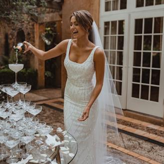 Anna Campbell 2021 'The Golden Hour' Wedding Dresses