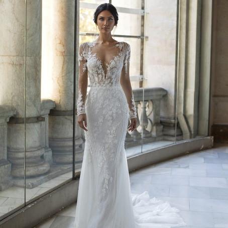 Pronovias Privée 2021 Bridal Cruise Collection