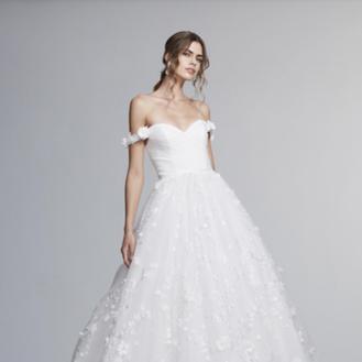 Marchesa Notte Fall 2021 Wedding Dresses