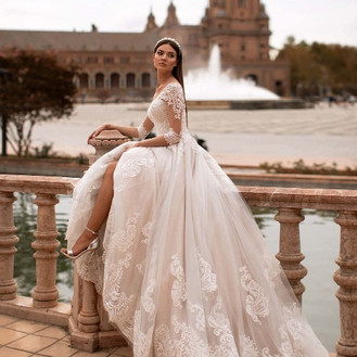Nora Naviano 2021 De Sevilla Con Amor Wedding Dresses