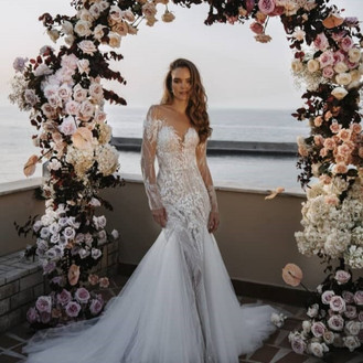 Milla Nova 2022 Olives, Greece, Love Wedding Dresses