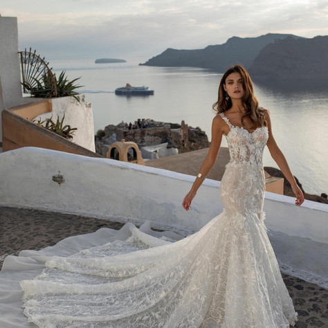 Ricca Sposa Santorini Vibes 2021 Bridal Collection