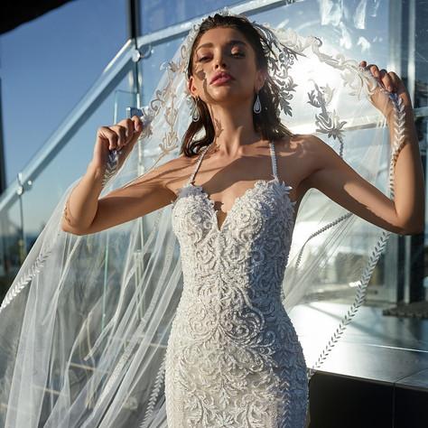 Ida Torez Brave Glance 2021 Bridal Collection