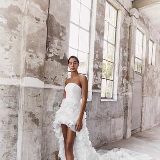 Viktor & Rolf 2021 Fall/Winter Wedding Dresses