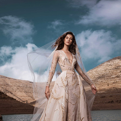 Zuhair Murad Fall 2021 Bridal Collection