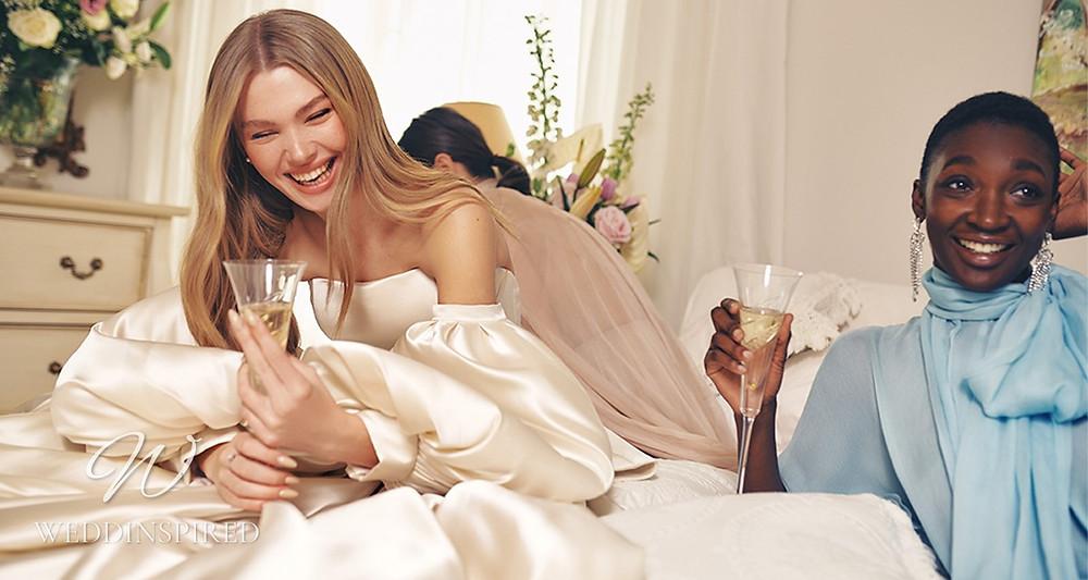 A Galia Lahav 2022 wedding dress