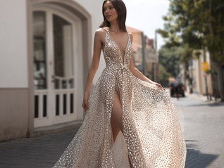 Eden Aharon Loverbird 2020 Wedding Gown Collection