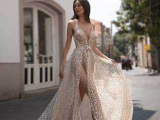 Eden Aharon Loverbird 2020 Wedding Gown Collection